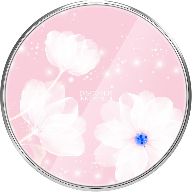 Nillkin 3 in 1 cadeaupakket/giftset roze voor de iPhone XS  Max