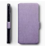 Qubits Slim wallet paars hoes voor de Samsung Galaxy A30