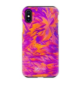 UpRosa Uprosa - backcover hoes - iPhone X / XS - Aspirin Flowers