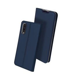 Dux Ducis Dux Ducis - pro serie slim wallet hoes - Samsung Galaxy A50 - Donkerblauw