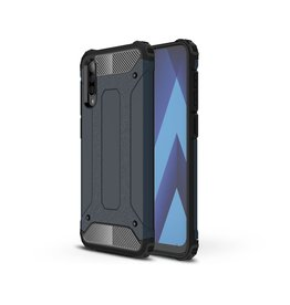 Lunso Lunso - Armor Guard hoes - Samsung Galaxy A50 - Donkerblauw