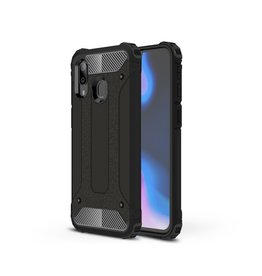 Lunso Lunso - Armor Guard hoes - Samsung Galaxy A40 - Zwart