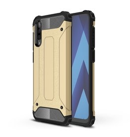 Lunso Lunso - Armor Guard hoes - Samsung Galaxy A70 - Gold