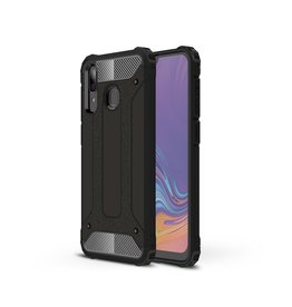 Lunso Lunso - Armor Guard hoes - Samsung Galaxy A30 / A20 - zwart