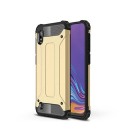 Lunso Lunso - Armor Guard hoes - Samsung Galaxy A10 - Goud