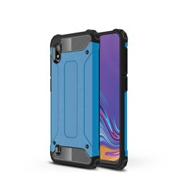 Lunso Lunso - Armor Guard hoes - Samsung Galaxy A10 - Lichtblauw