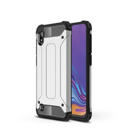 Lunso Lunso - Armor Guard hoes - Samsung Galaxy A10 - Zilver