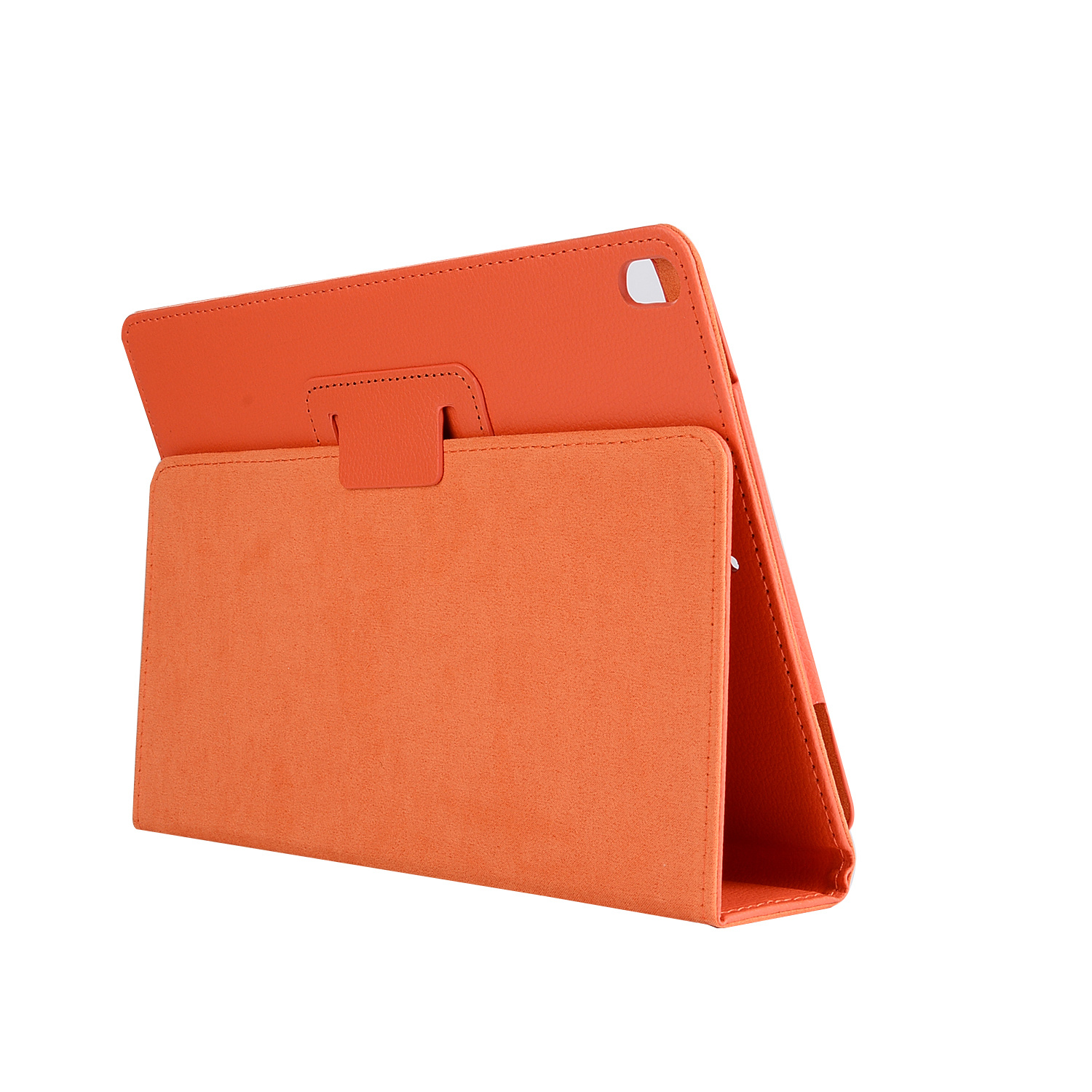 Stand flip sleepcover hoes - iPad Pro 10.5 inch / Air (2019) 10.5 inch - Oranje