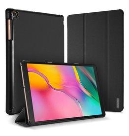 Dux Ducis Dux Ducis - Domo Serie folio cover hoes - Samsung Galaxy Tab A 10.1 inch (2019) - Zwart
