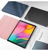 Dux Ducis Domo Serie folio cover hoes zwart voor de Samsung Galaxy Tab A 10.1 inch (2019)