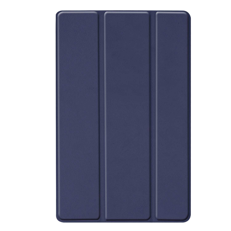 3-Vouw cover hoes Blauw voor de Samsung Galaxy Tab A 10.1 inch (2019)