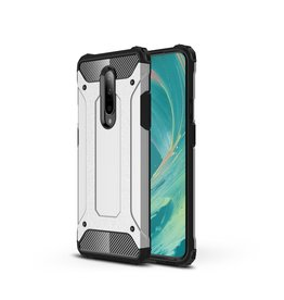 Lunso Lunso - Armor Guard hoes - OnePlus 7 Pro - Zilver