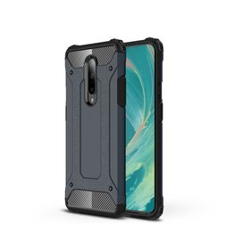Lunso Lunso - Armor Guard hoes - OnePlus 7 Pro - Blauw