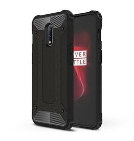 Lunso Lunso - Armor Guard hoes - OnePlus 7  - Zwart