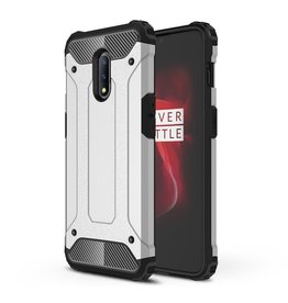 Lunso Lunso - Armor Guard hoes - OnePlus 7  - Zilver