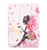 3-Vouw sleepcover hoes Fee voor de iPad Pro 11 inch