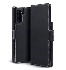 Qubits Qubits - slim wallet hoes - Samsung Galaxy Note 10 - Zwart