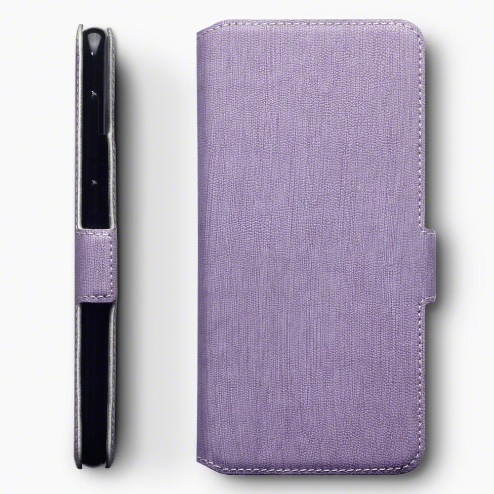 Qubits Slim wallet paars hoes voor de Samsung Galaxy A80