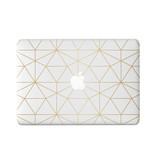 Lunso Luminous vinyl sticker voor de MacBook Air 13 inch (2010-2017)