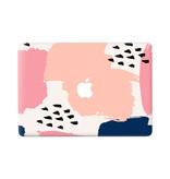 Lunso Memphis Pastel vinyl sticker voor de MacBook Air 13 inch (2010-2017)