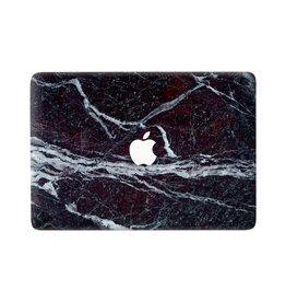 Lunso Lunso - vinyl sticker - MacBook Air 13 inch (2018-2019) - Marble Rocco