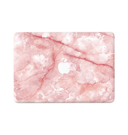 Lunso Lunso - vinyl sticker - MacBook Air 13 inch (2018-2020) - Marble Blaire