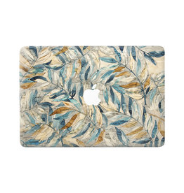 Lunso Lunso - vinyl sticker - MacBook Air 13 inch (2018-2019) - Leaves