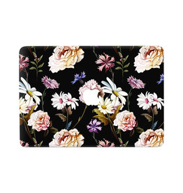 Lunso Lunso - vinyl sticker - MacBook Air 13 inch (2018-2020) - Flower Bouquet