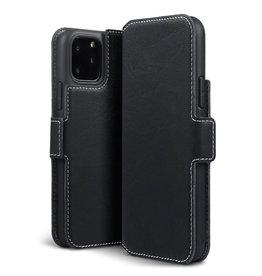 Qubits Qubits - slim wallet hoes - iPhone 11 Pro - Zwart