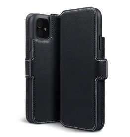 Qubits Qubits - slim wallet hoes - iPhone 11 - Zwart