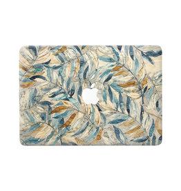 Lunso Leaves vinyl sticker voor de MacBook Pro 13 inch (2016-2020)
