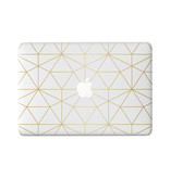 Lunso Luminous vinyl sticker voor de MacBook Pro 13 inch (2016-2020)