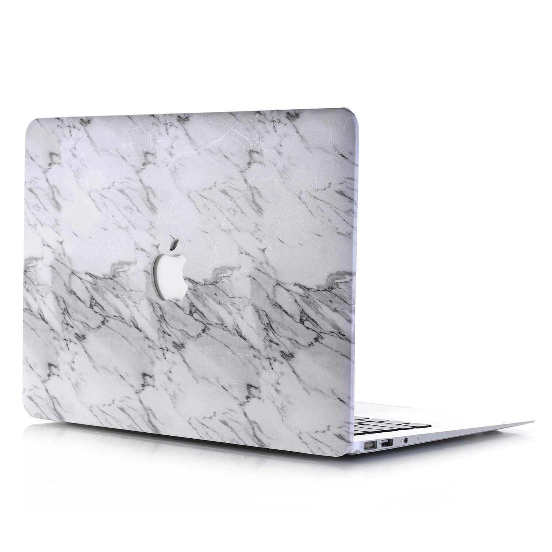 Lunso Marble Etta cover hoes voor de MacBook Pro 13 inch (Non-Retina)