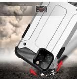 Lunso Armor Guard hoes Rose Goud voor de iPhone 11 Pro