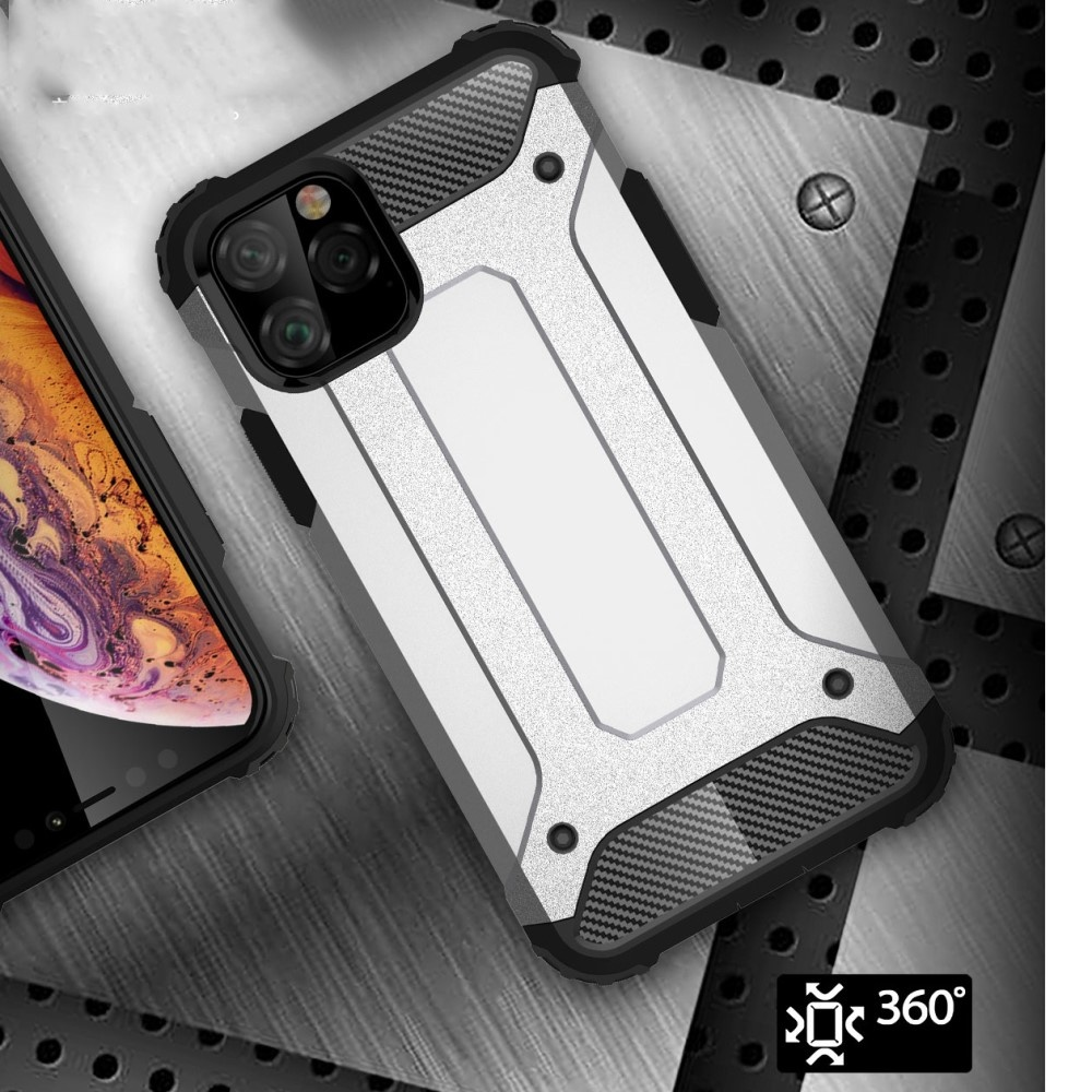 Lunso Armor Guard hoes Lichtblauw voor de iPhone 11 Pro