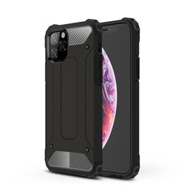 Lunso Lunso - Armor Guard hoes - iPhone 11 Pro - Zwart