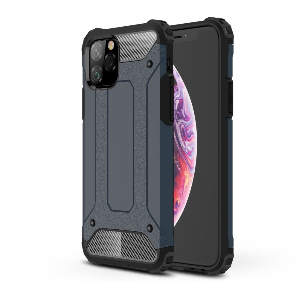 Lunso Armor Guard hoes Donkerblauw voor de iPhone 11 Pro