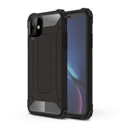 Lunso Lunso - Armor Guard hoes - iPhone 11 - Zwart