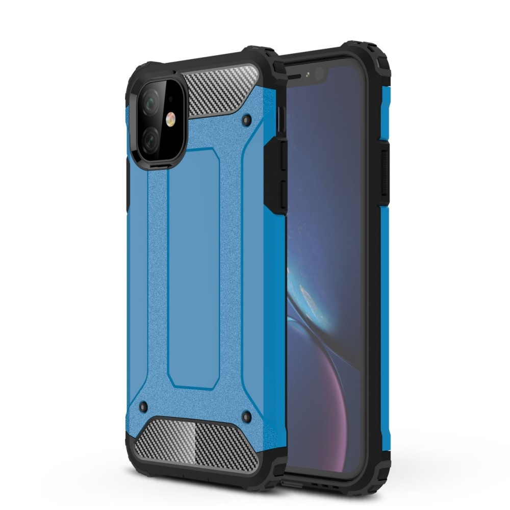Lunso Armor Guard hoes Lichtblauw voor de iPhone 11