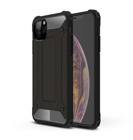 Lunso Lunso - Armor Guard hoes - iPhone 11 Pro Max - Zwart