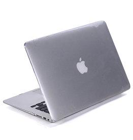 Lunso Lunso - cover hoes - MacBook Pro 13 inch (Non-Retina) - Glanzend Transparant