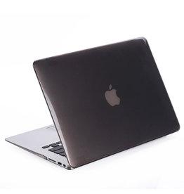 Lunso Lunso - cover hoes - MacBook Pro 13 inch (Non-Retina) - Glanzend Grijs