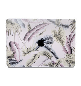Lunso Lunso - cover hoes - MacBook Air 13 inch (2018-2019) - Le Tropique