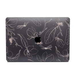 Lunso Lunso - cover hoes - MacBook Air 13 inch (2018-2019) - Dragonfly Black