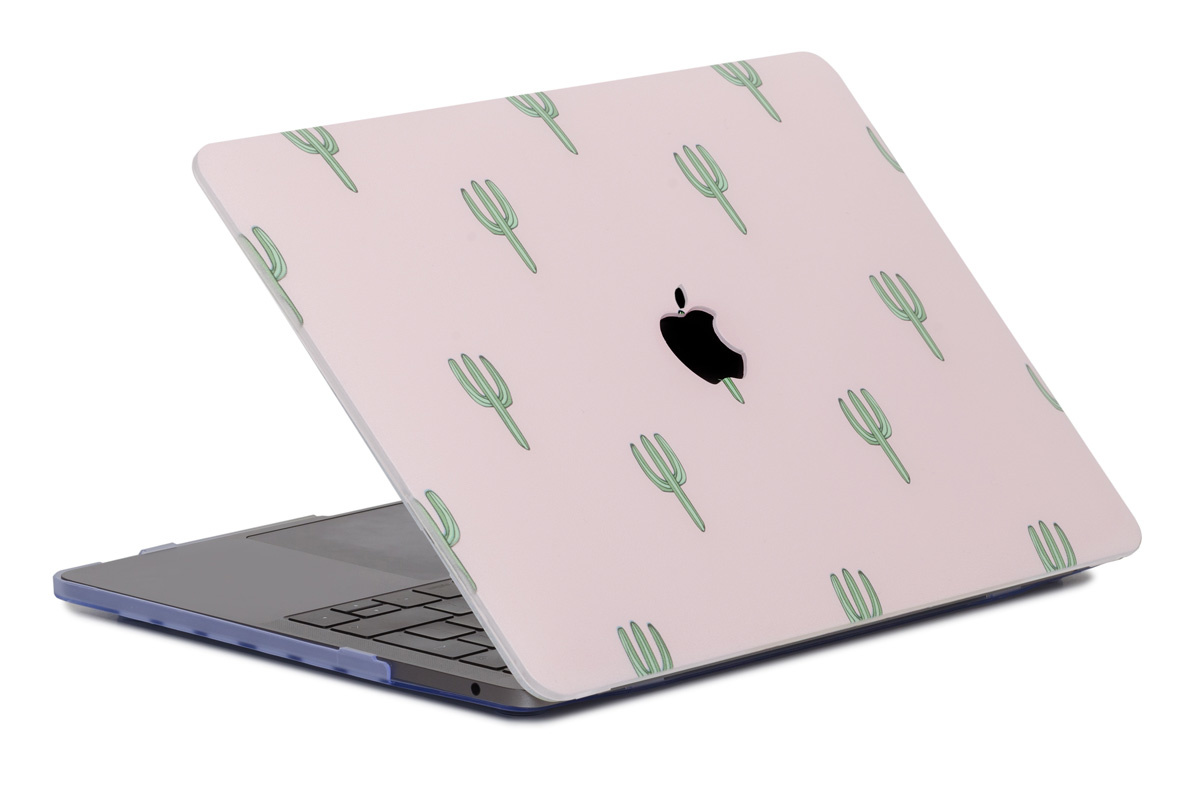 Lunso Cactus cover hoes voor de MacBook Pro 15 inch (2016-2020)