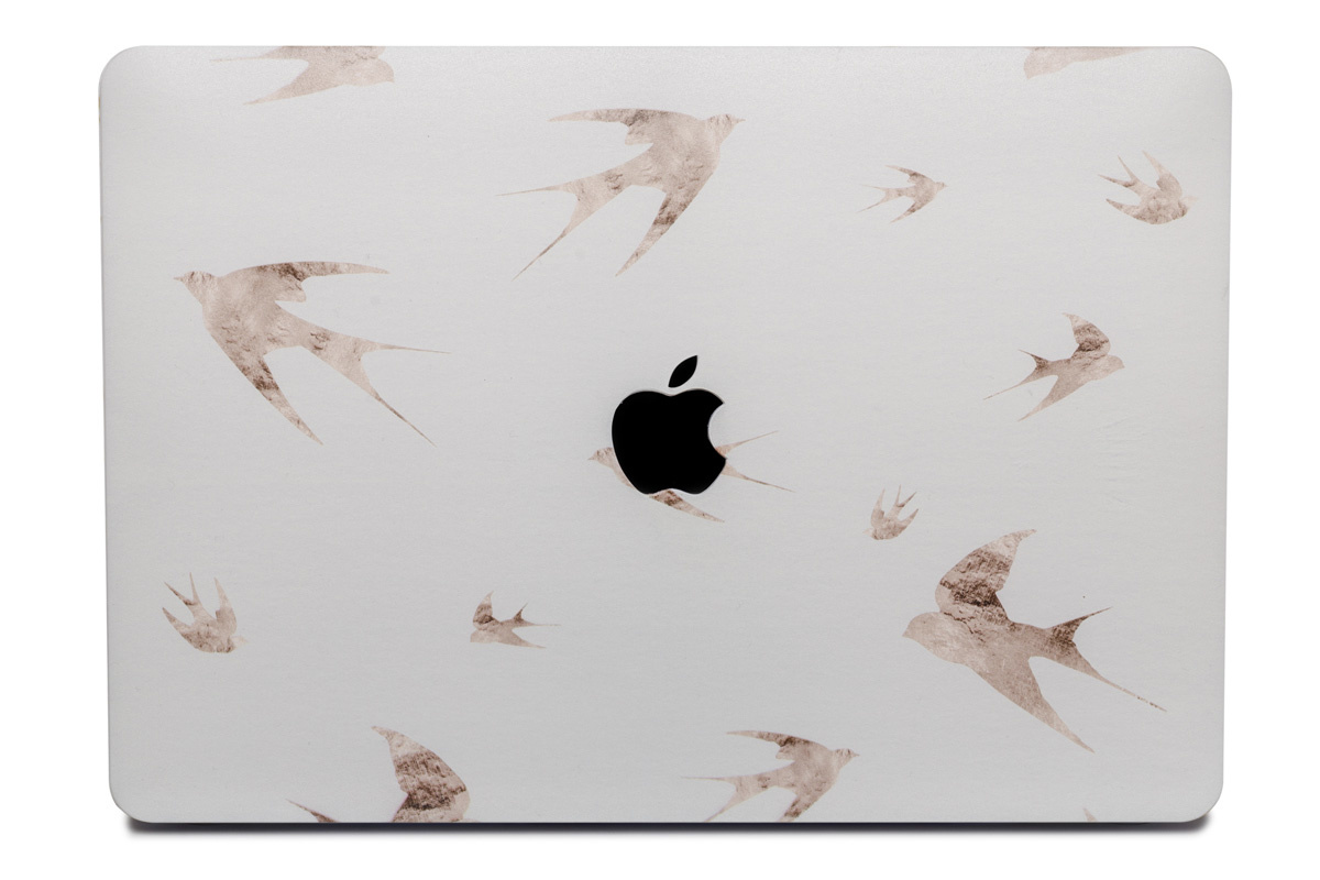 Lunso Swallow cover hoes voor de MacBook Pro 15 inch (2016-2020)