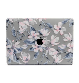 Lunso Lunso - cover hoes - MacBook Pro 15 inch (2016-2020) - Lily