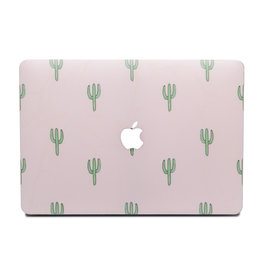 Lunso Lunso - cover hoes - MacBook Air 13 inch (2010-2017) - Cactus