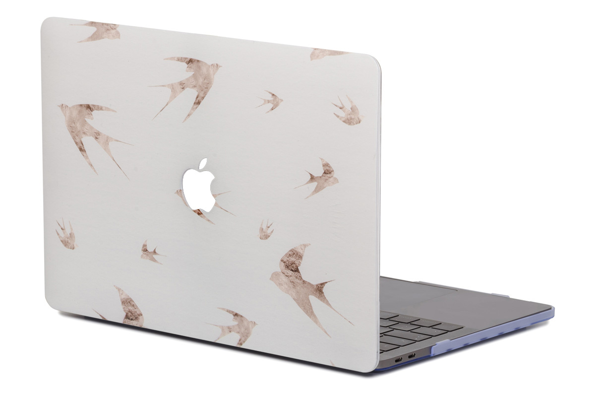 Lunso Swallow cover hoes voor de MacBook Air 13 inch (2010-2017)
