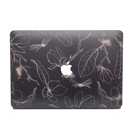 Lunso Lunso - cover hoes - MacBook Air 13 inch (2010-2017) - Dragonfly Black